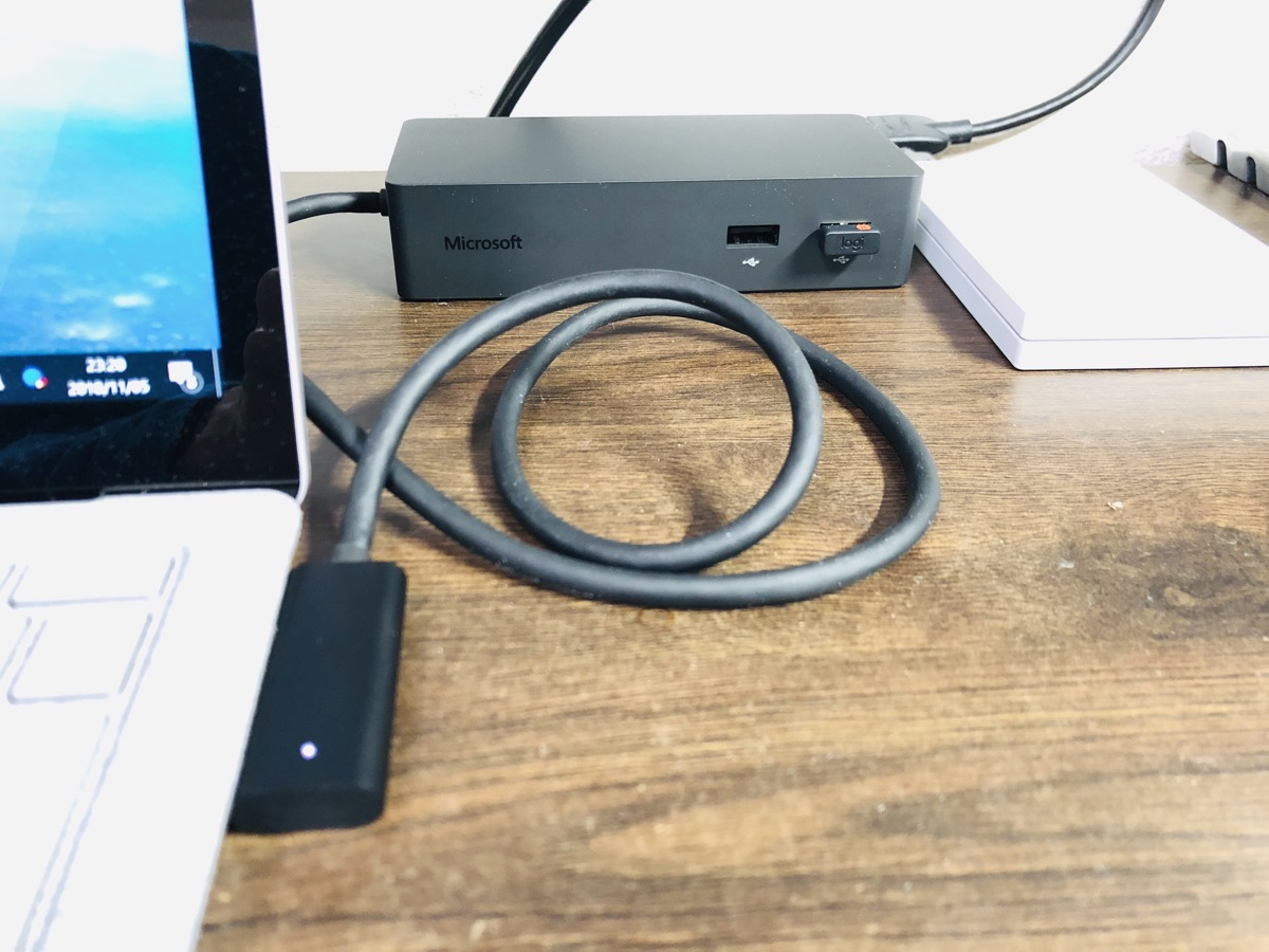 SurfaceDock