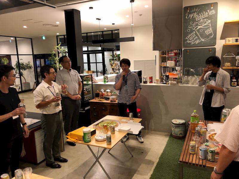 第3回マジカチ名古屋懇親会の様子